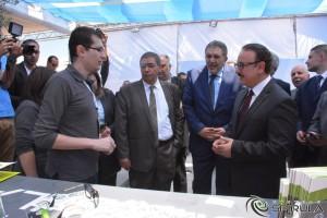 Minister of Communication and Spirula CEO Ahmed Mekkawy